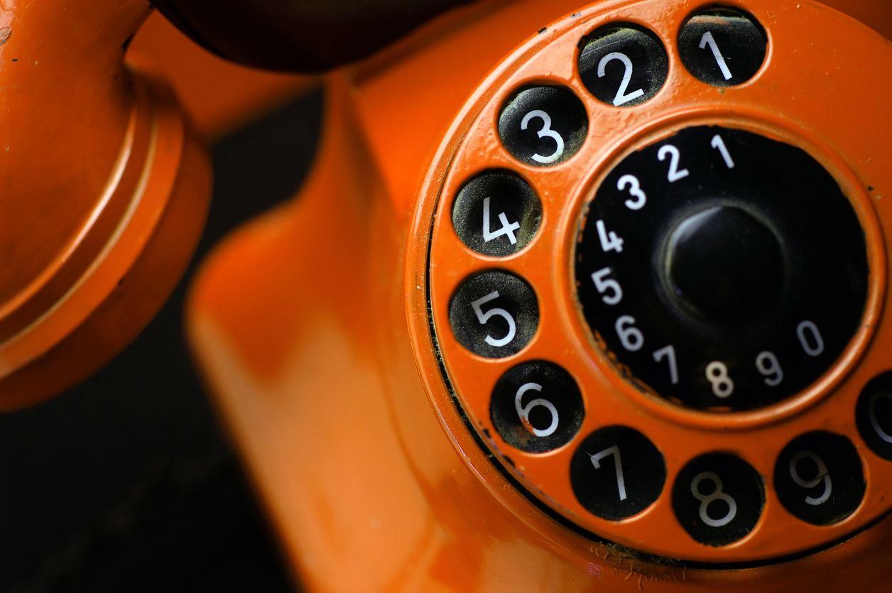 Orange Mi Fijo para llamar