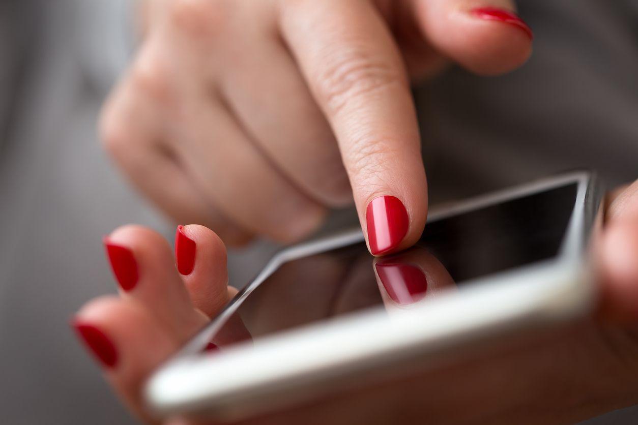 Chica realiza una migración Vodafone