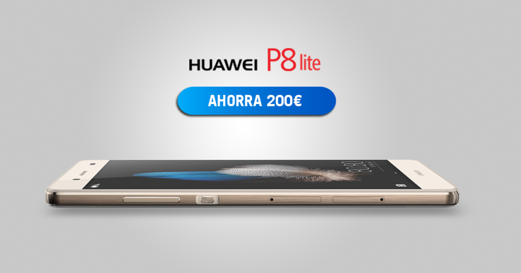 Huawei P8 Lite Black Friday