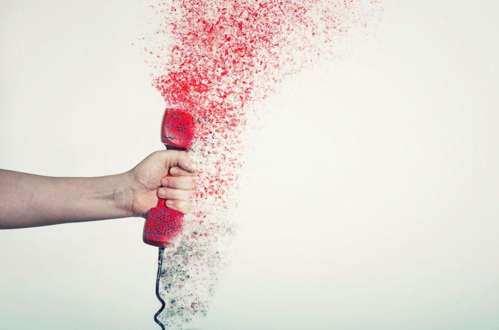 Cómo quitar el teléfono fijo sin perder Internet en el intento