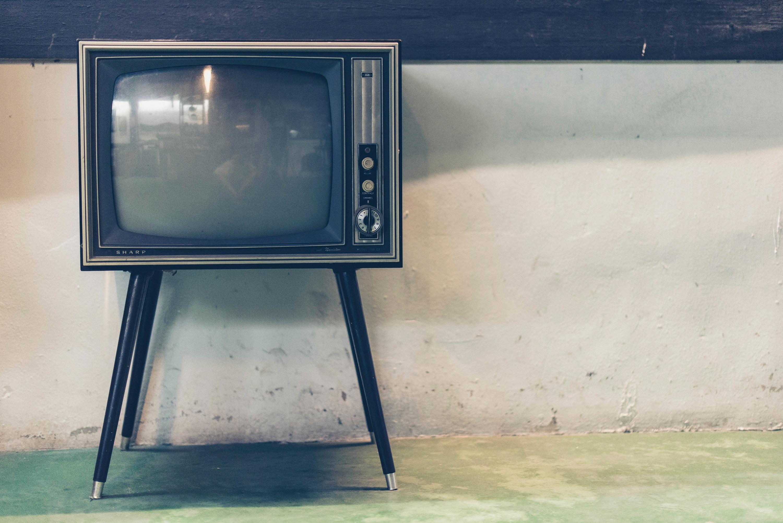 Televisión 4k antigua