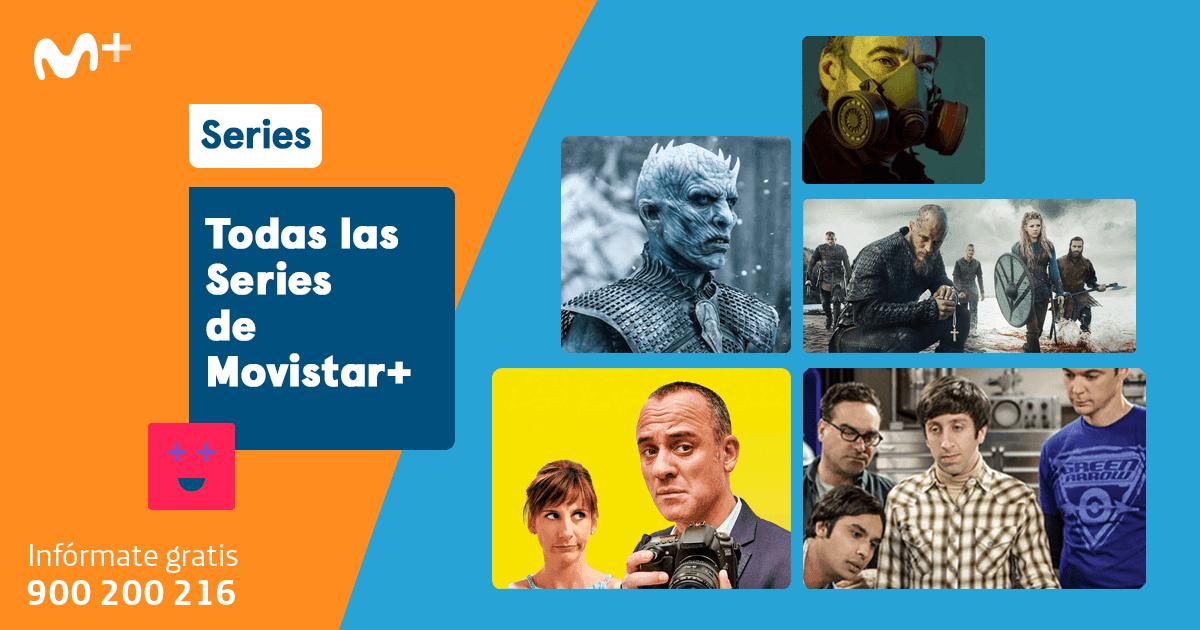 Movistar Vs Netflix, las mejores series