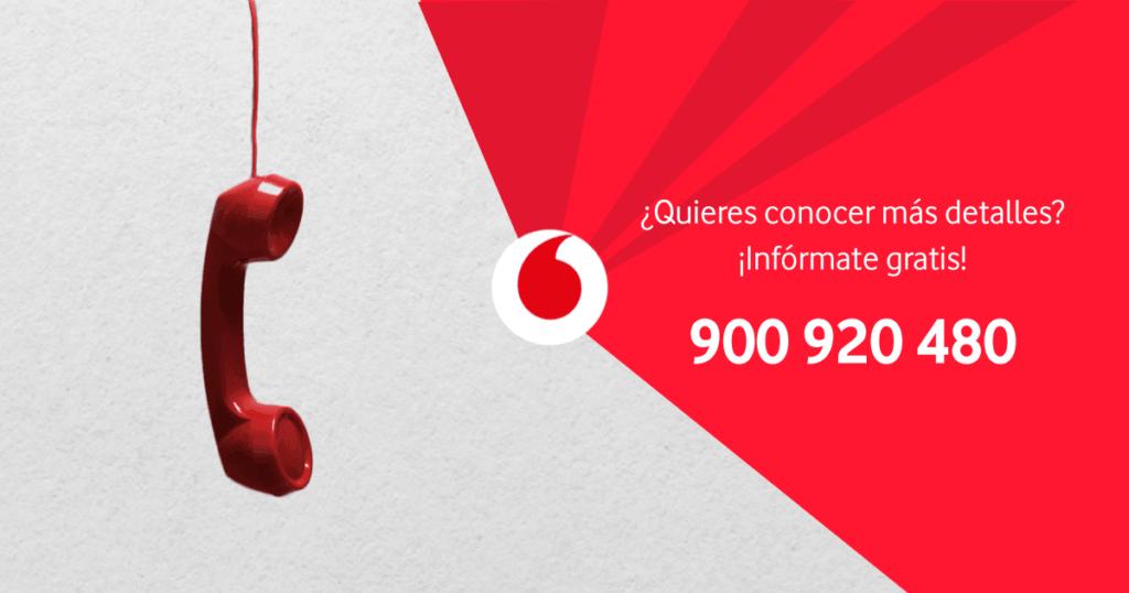 teléfono Vodafone