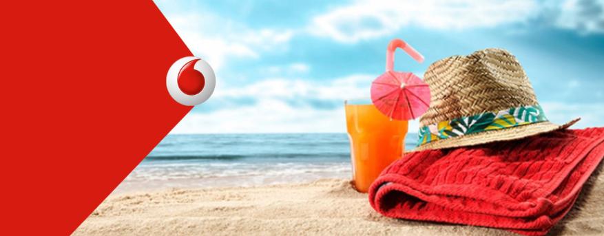 mejora de red 4g Vodafone