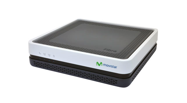 rebaja de router smart wifi Movistar