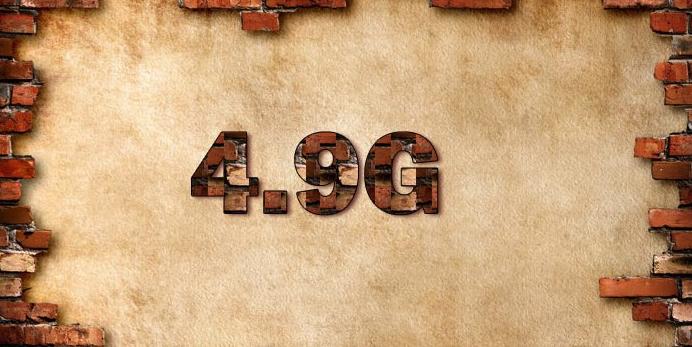 tecnología 4.9G