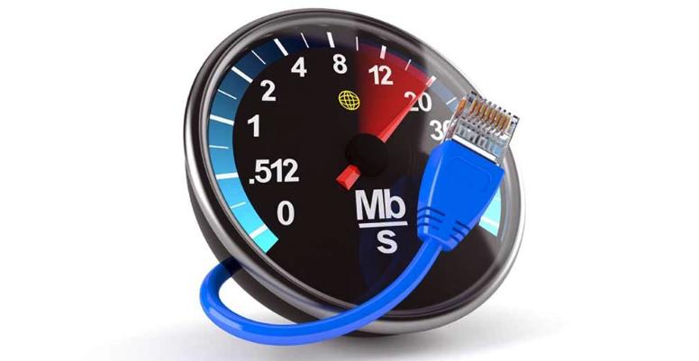 velocidad de internet de España