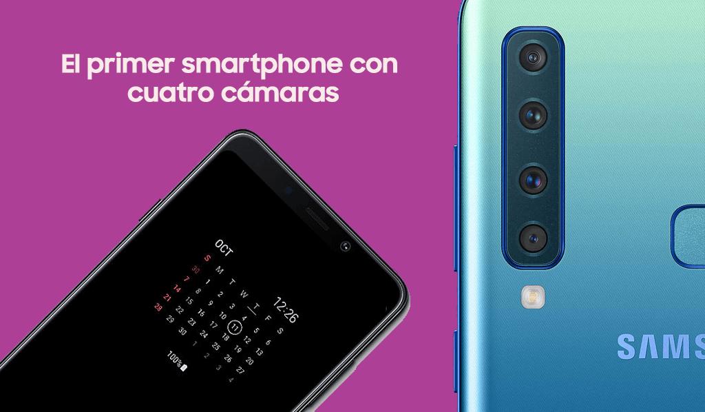 Comprar Samsung Galaxy A9 con Yoigo