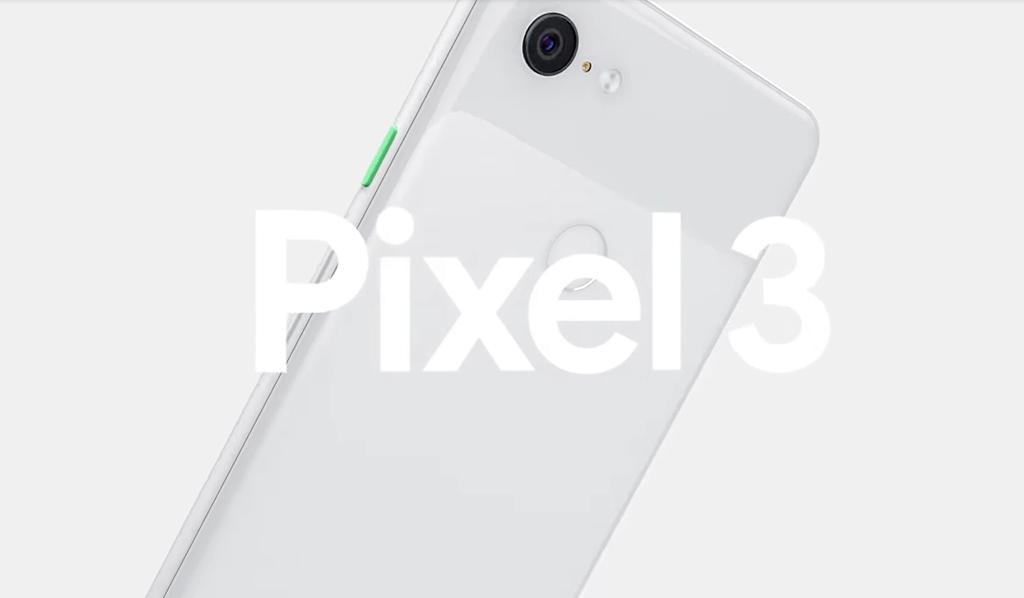 Comprar el pixel 3 en Yoigo