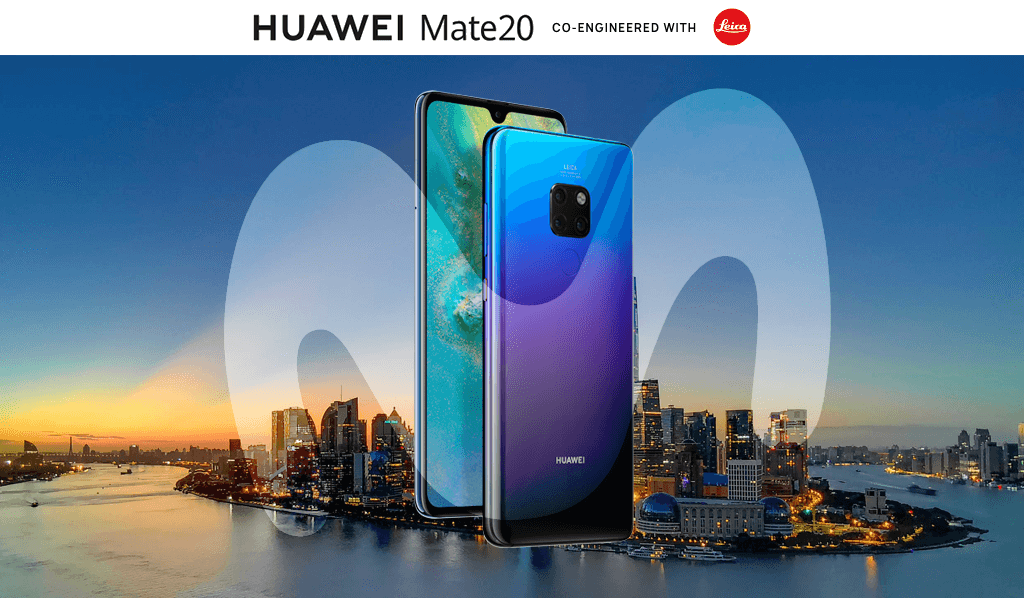 Comprar Huawei Mate 20 Movistar