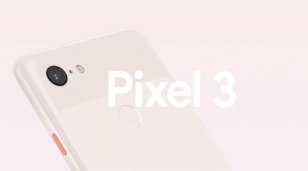 Novedades sobre el Google Pixel 3