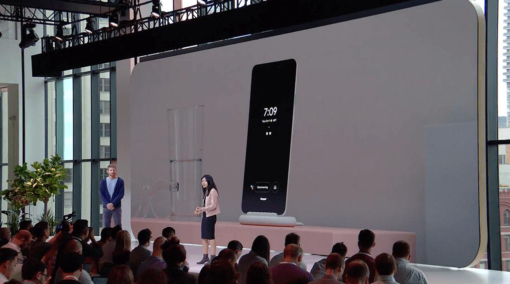 Presentación del nuevo Google Pixel 3 XL