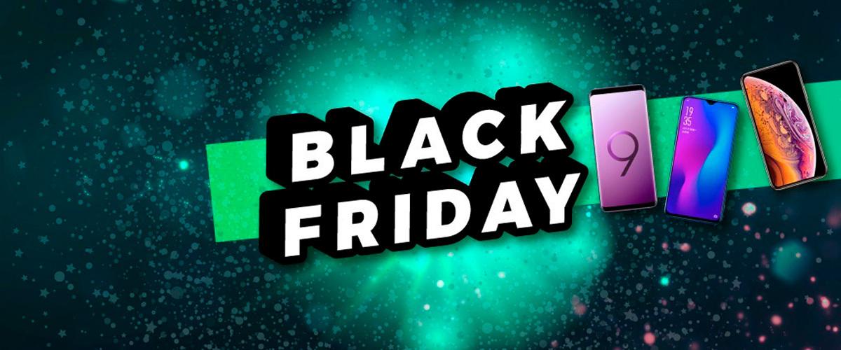 Los mejores móviles en Black Friday en Roams