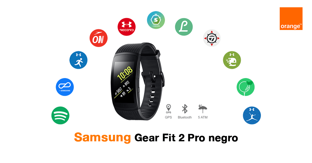Comprar la Orange Fit2 Pro con Orange