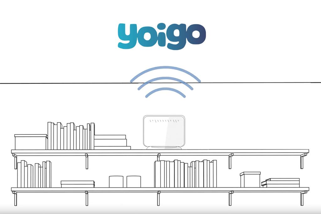 Router de yoigo