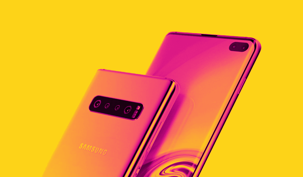 Jazztel Samsung Galaxy S10 Plus