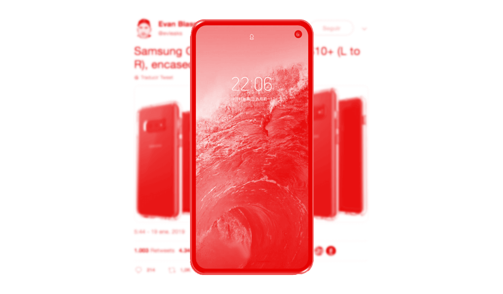 Vodafone Samsung S10E