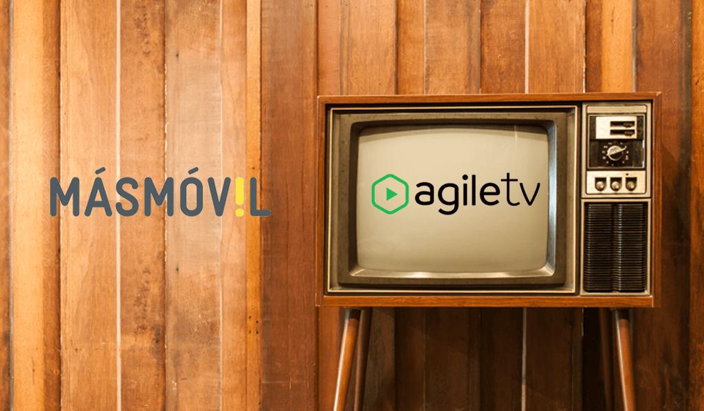 Agile TV MásMóvil