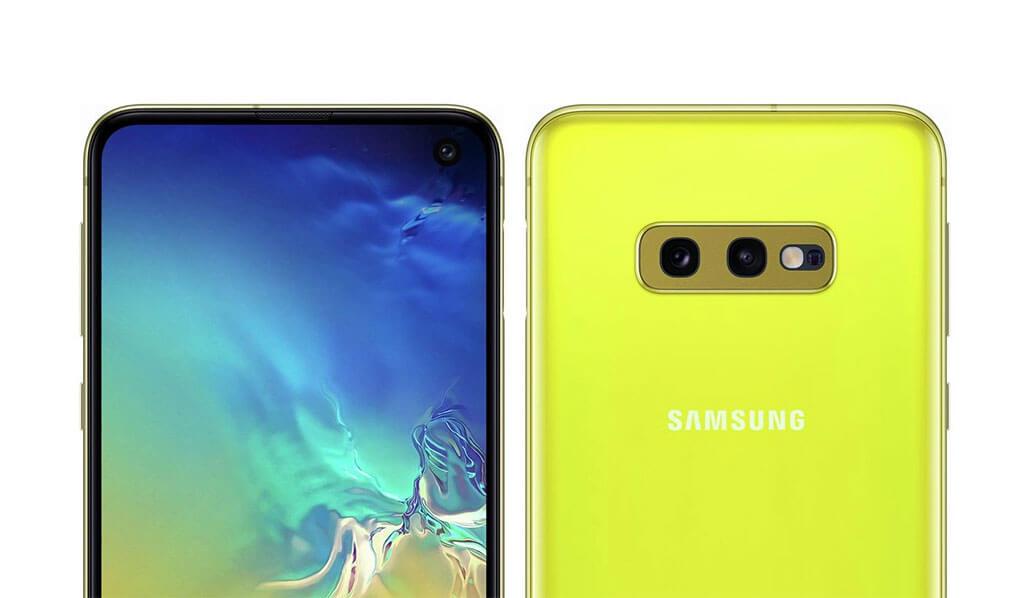Nuevos Samsung Galaxy S10E