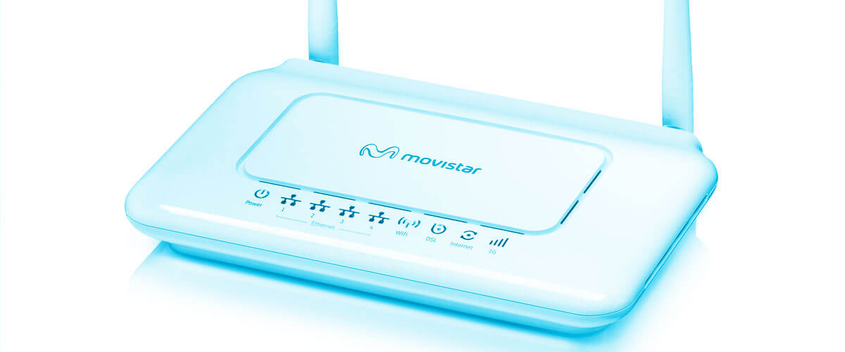 Qué es el router Home station de Movistar