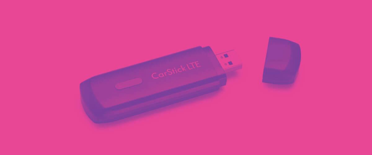Ten internet donde necesites con el módem USB de Yoigo