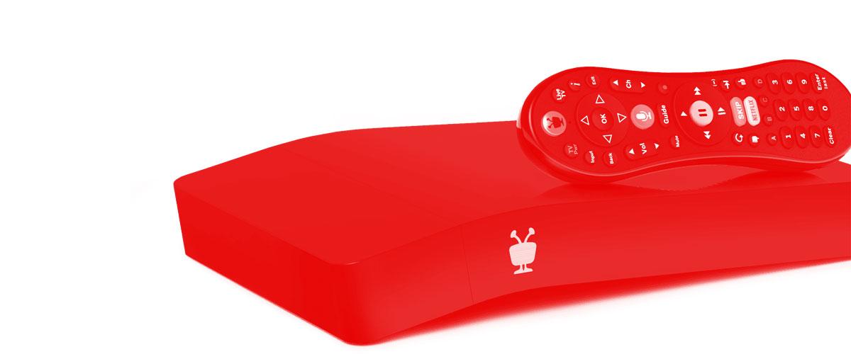 Disfruta de Vodafone TV gracias a su decodificador Tivo