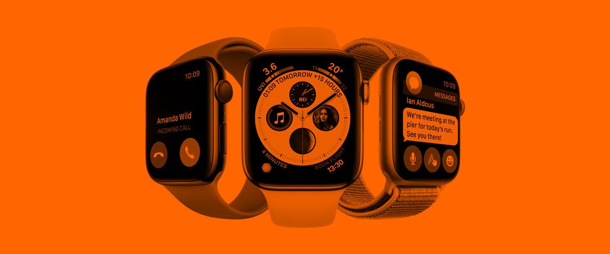 ¿Se puede conseguir el Apple Watch Series 4 con Orange?