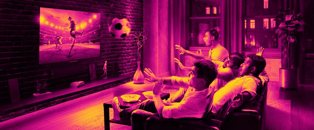 Disfrutar de todo el fútbol con Jazztel, ¿es posible?