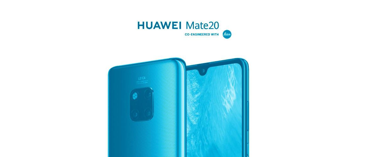 ¿Quieres comprar el Huawei Mate 20 con Movistar?