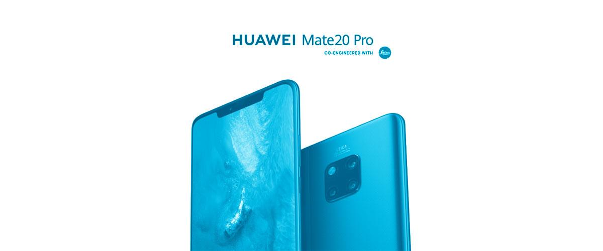 Comprar el Huawei Mate 20 Pro con Movistar: precio y especificaciones