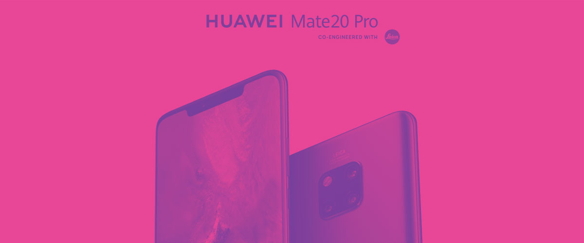 ⇨ Ya puedes comprar el Huawei Mate 20 Pro en Yoigo