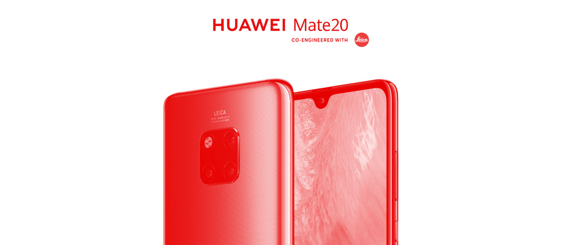 Huawei Mate 20 ¿Está disponibles en Vodafone?