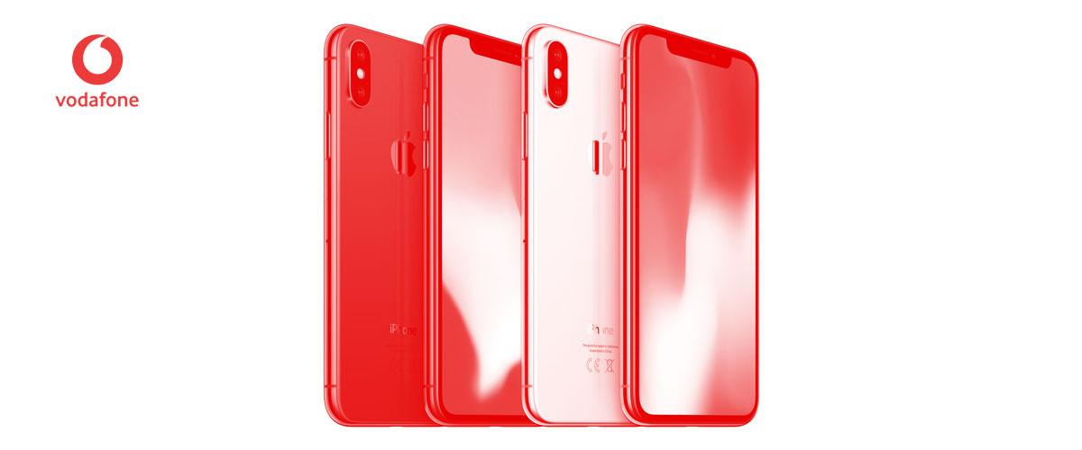▷Compra YA tu iPhone X en Vodafone ¡Ahorra hasta 250€!