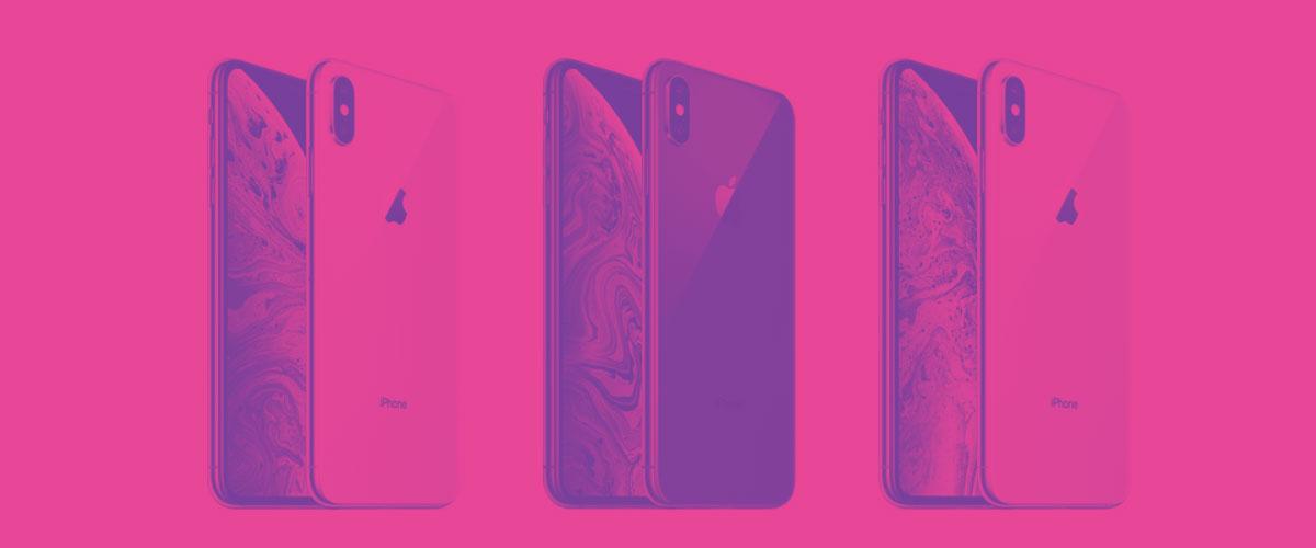 Compra un iPhone XS Max en Yoigo desde 24€/mes con tu tarifa