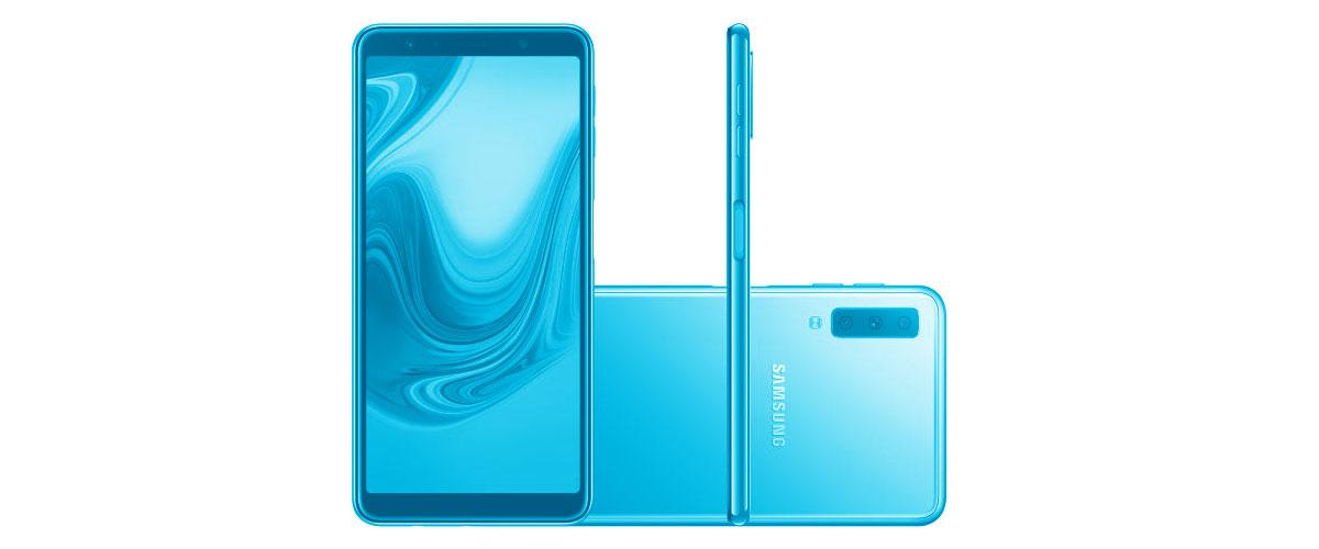 Comprar el Samsung Galaxy A7 en Movistar: ¿es posible?