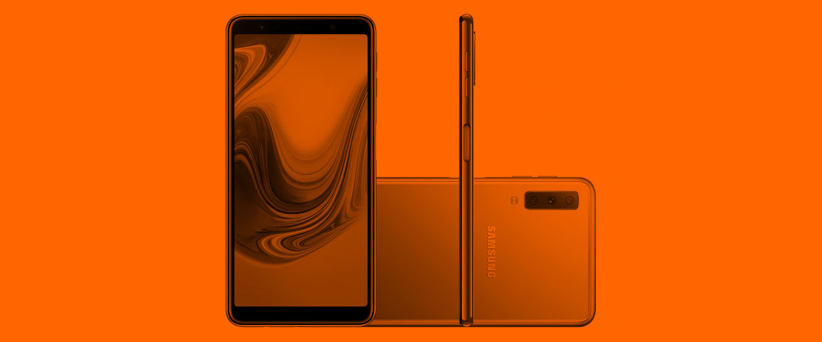 Samsung Galaxy A7 en Orange: ¿está disponible?