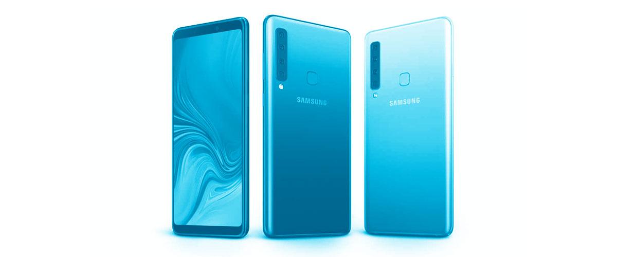¿Quieres comprar el Samsung Galaxy A9 con Movistar?