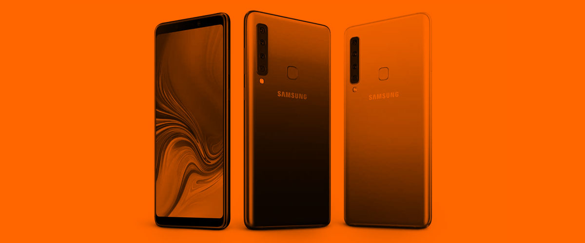 ¿Puedes hacerte con el Samsung Galaxy A9 en Orange?