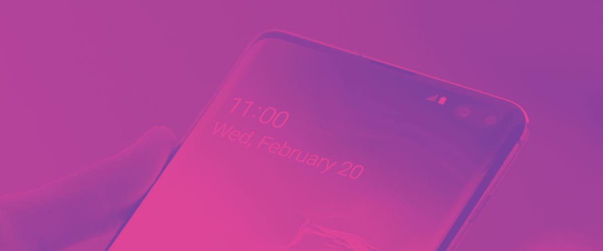 Consigue el Samsung Galaxy S10+ con Yoigo