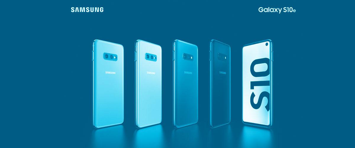 ¿Quieres comprar el Samsung Galaxy S10E en Movistar?