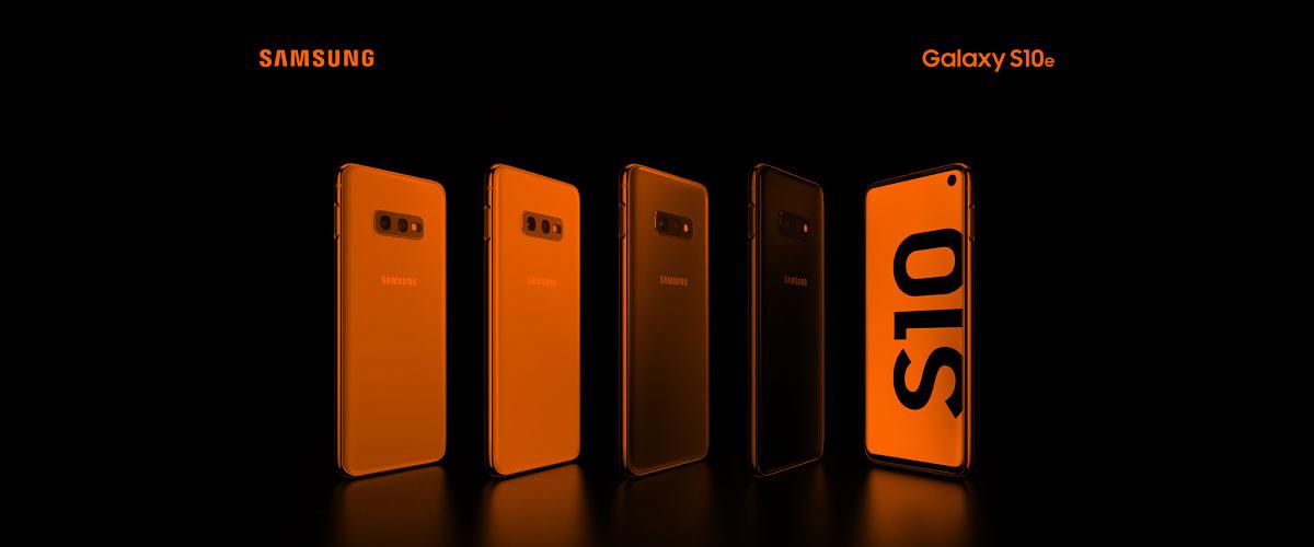 Samsung Galaxy S10E en Orange: ¿puedo comprarlo?