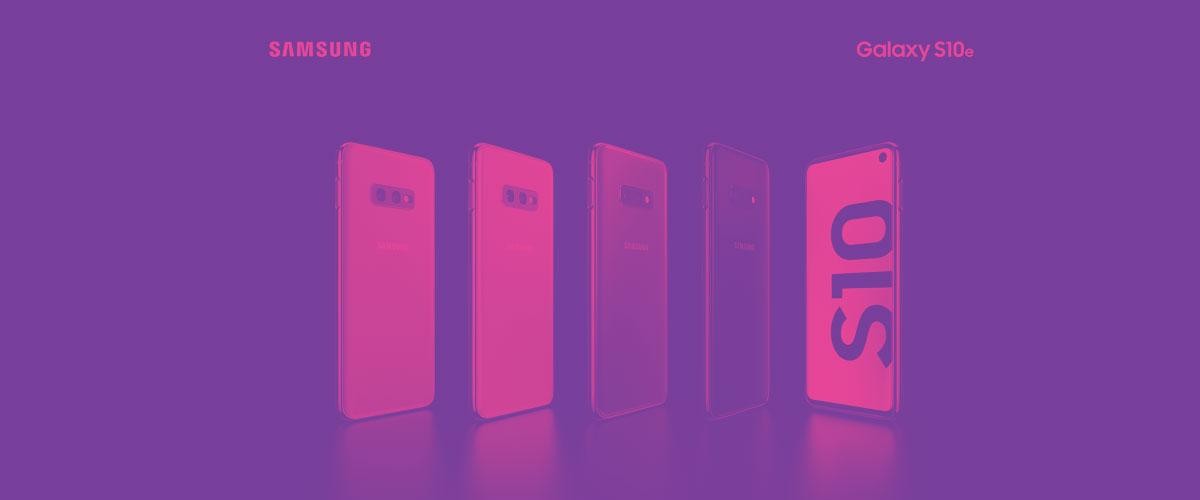 Consigue el Samsung Galaxy S10E con Yoigo